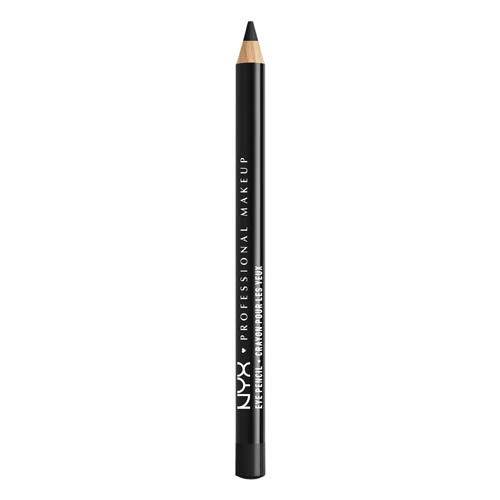 Slim NYX Professional Makeup Eye Pencil  Black