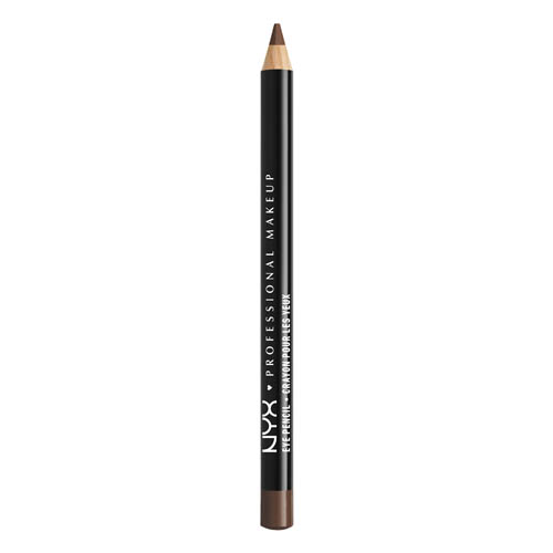 Slim NYX Professional Makeup Eye Pencil  Dark brown