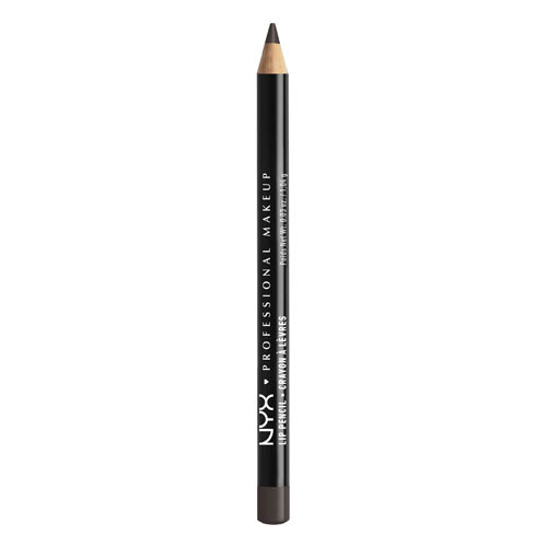 Slim NYX Professional Makeup Lip Pencil Black berry