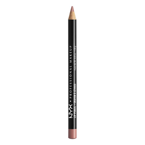 Slim NYX Professional Makeup Lip Pencil Nude pink