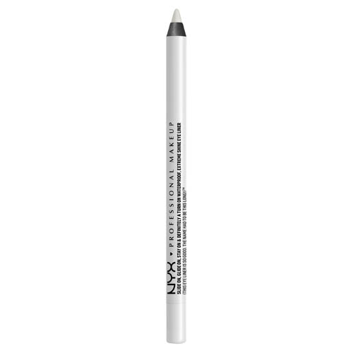 Slide On NYX Professional Makeup Eye Pencil  Pure white