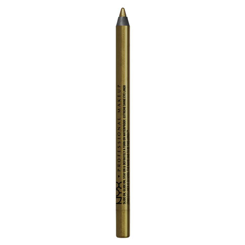 Slide On NYX Professional Makeup Eye Pencil  Golden olive