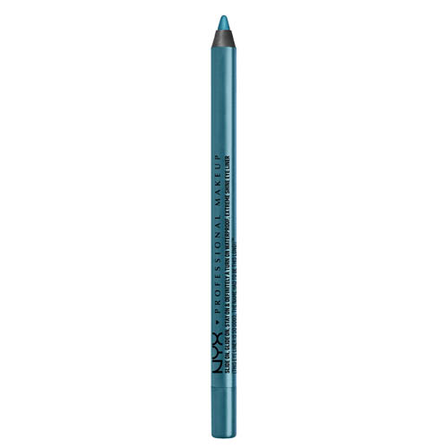 Slide On NYX Professional Makeup Eye Pencil  Azure