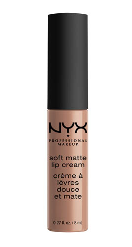 Soft Matte NYX Professional Makeup Soft Matte Lip Cream  London