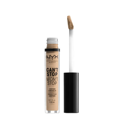 Can'T Stop Won'T Stop NYX Professional Makeup Contour Concealer Tural