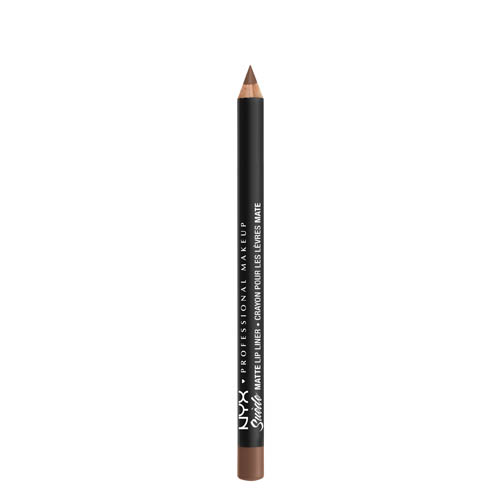Suede Matte NYX Professional Makeup Lip Liner Spicy