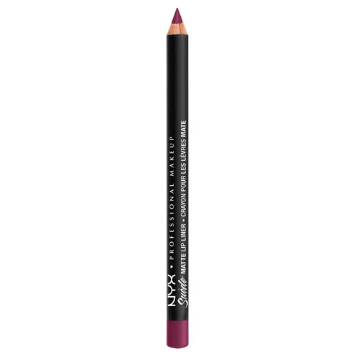 Suede Matte NYX Professional Makeup Lip Liner Girl, bye