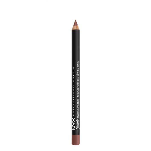 Suede Matte NYX Professional Makeup Lip Liner Sweet tooth