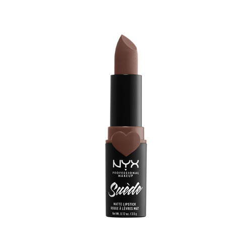 Suede Matte NYX Professional Makeup Suede Matte Lipstick Free spirit