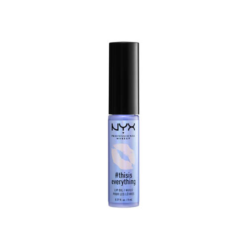 #Thisiseverything NYX Professional Makeup Lip Oil Sheer lavender