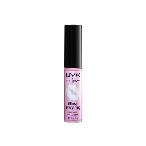 #Thisiseverything NYX Professional Makeup Lip Oil Sheer blush