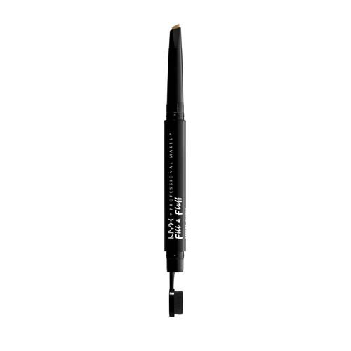 Eyebrow NYX Professional Makeup Fill & Fluff Eyebrow Pomade Pencil Blonde