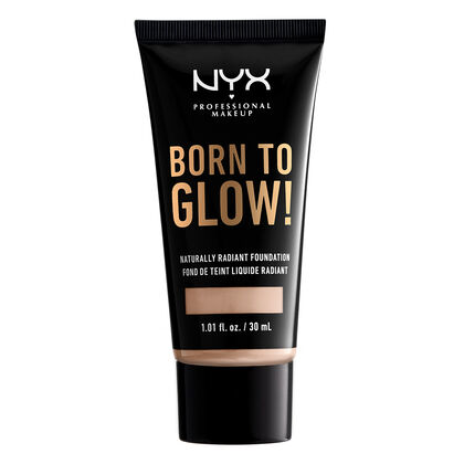 Born To Glow NYX Professional Makeup Bases Liquidas Porceln