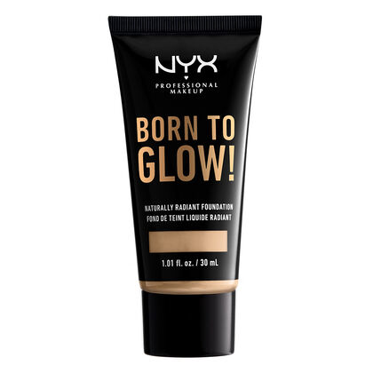 Born To Glow NYX Professional Makeup Bases Liquidas Wm vnla