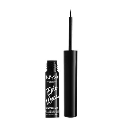 Epic Wear NYX Professional Makeup Delineadores Black
