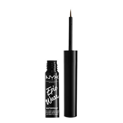 Epic Wear NYX Professional Makeup Delineadores Brown