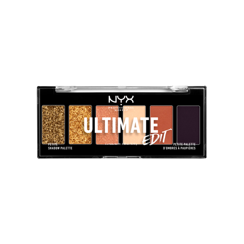 Utopia 6-Pan Ecit Ultimate NYX Professional Makeup Petite Shadow Palette