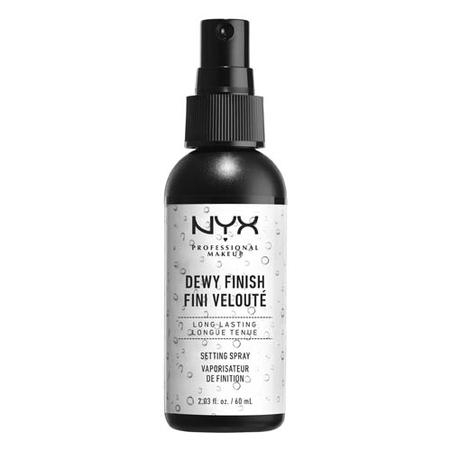 Makeup Setting Spray - Dewy NYX Professional Makeup Makeup Setting Spray - Dewy 60 ml