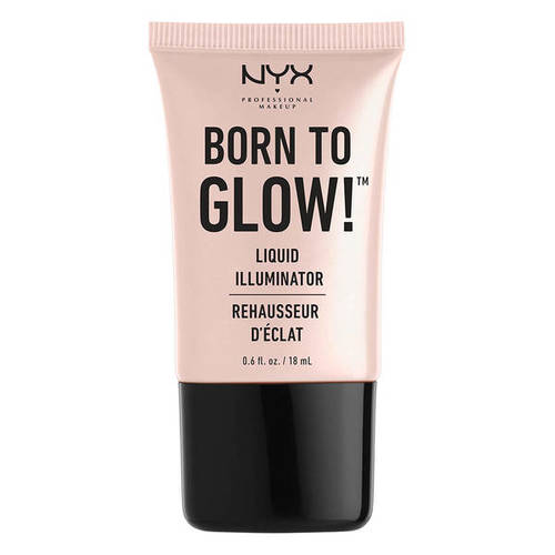 Born To Glow NYX Professional Makeup Liquid Illuminator Sunbeam