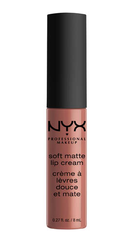 Soft Matte NYX Professional Makeup Soft Matte Lip Cream  Cannes