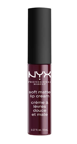 Soft Matte NYX Professional Makeup Soft Matte Lip Cream  Copenhagen