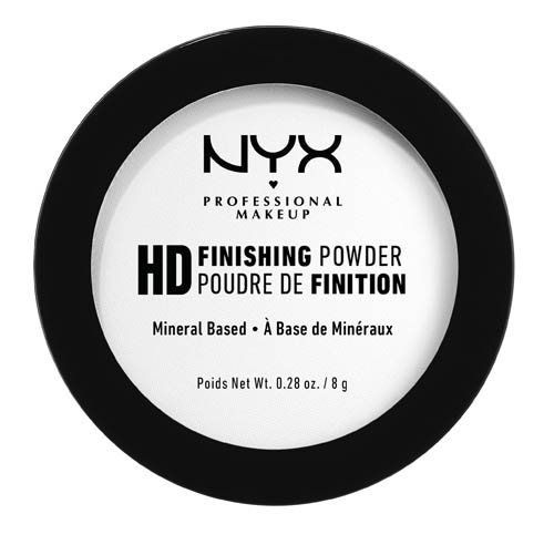 High Definition NYX Professional Makeup Finishing Powder 01 translucent