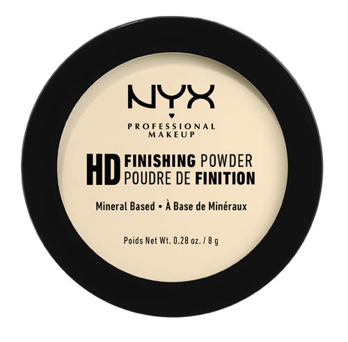 High Definition NYX Professional Makeup Finishing Powder 02 ba