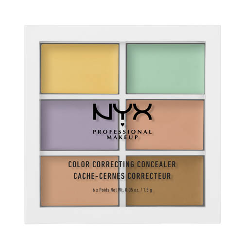 Color Correcting Palette NYX Professional Makeup Color Correcting Palette 9 ml