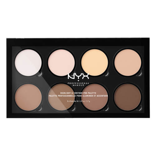 Highlight & Contour Pro Palette NYX Professional Makeup Highlight & Contour Pro Palette 21 ml