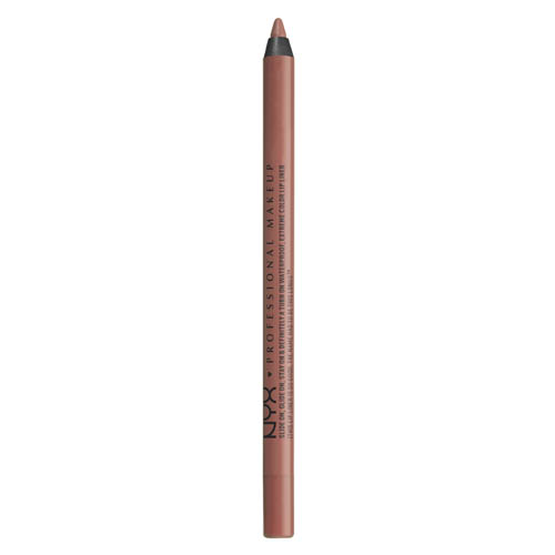 Slide On NYX Professional Makeup Lip Pencil Nude suede shoes