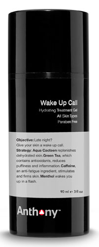 Wake Up Call Anthony Logistics for Men