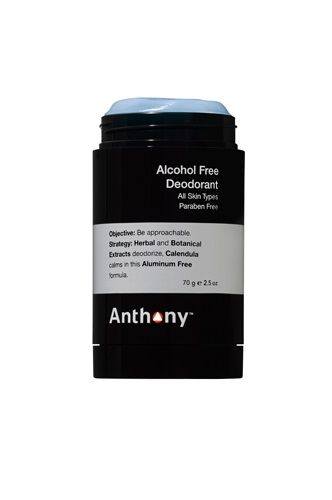 Deodorant-Alcohol Free Anthony Logistics for Men Anthony Logistics for Men