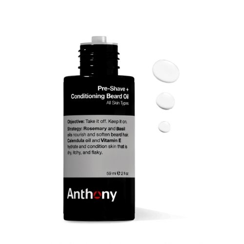 Anthony Anthony Pre-Shave Conditioning Beard Oil