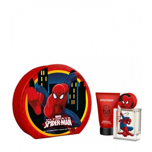 Apple Beauty Spiderman Gift Set