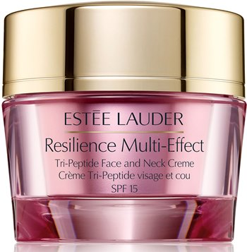 Resilience Multi Effect Estée Lauder Tri-Peptide Face and Neck Creme Spf15 50 ml