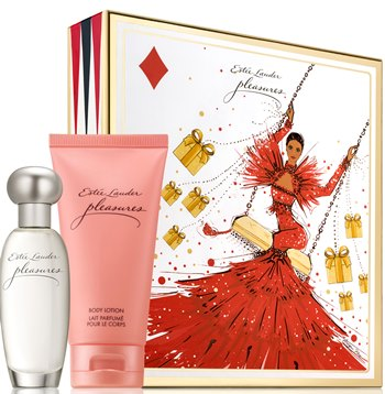 Pleasures Estée Lauder Pleasures Captivating Duet Xmas Set 30 ml