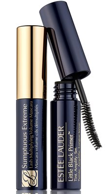 Estée Lauder Beautiful Lashes Duo Set 01-Black