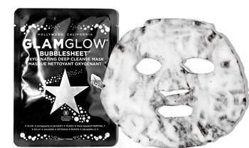 Bubblesheettrade Oxigenating Deep Cleansing Glamglow