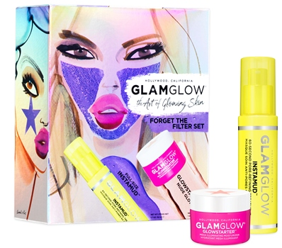 Forget The Filter Set Glamglow
