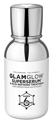 Glamglow SUPERSERUM 6-Acid Refining Treatment 30 ml