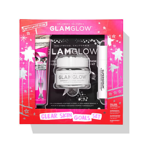 Glamglow Clear Skin Goals Xmas Set 1 un