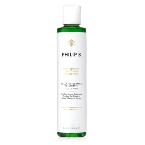 Philip B  Peppermint & Avocado Shampoo