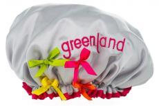 Greenland Fruit Emotions Shower Cap