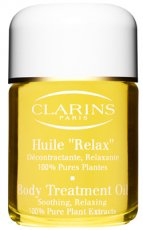 Clarins Corpo Huile Relax