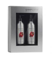 Greenland Fruit Emotions Medium Gift Set Strawberry-Anise