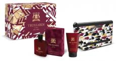 Trussardi Uomo The Red Coffret Streetcar100ml Beauty Set