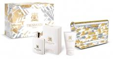 Trussardi Donna EDT Coffret Streetcar 100ml Beauty Set