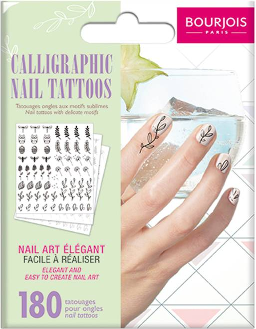Bourjois Kit Nail Art Tatoo