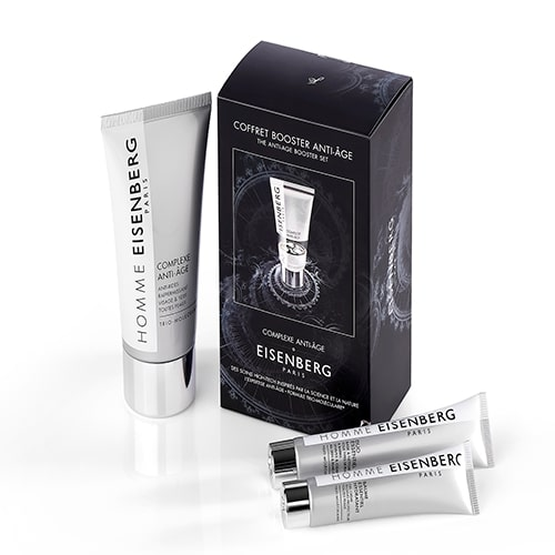 Coffret Booster AntiAge Homme