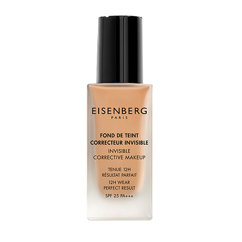 Les Essentiels du Maquillage Eisenberg Fond de Teint Correcteur Invisible  04-Natural tan